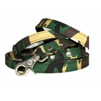 Camouflage Dog Lead